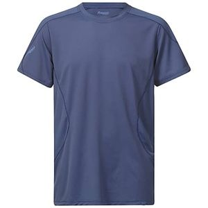 Bergans of Norway 'Kvikne Tee' Men's Dusty Blue